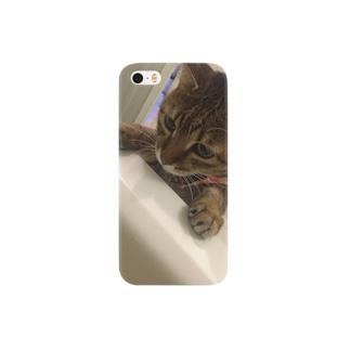 みーちゃん Smartphone cases