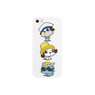 ワンニャンケース Smartphone cases