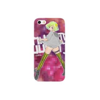 臓物T子 Smartphone cases