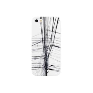 ウルトラバロック・スーパーハイパー電信柱 Smartphone cases