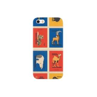 レトロシリーズ 2 Smartphone cases