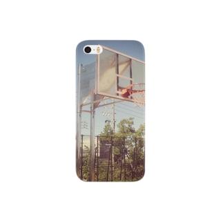 バスケットゴール Smartphone cases