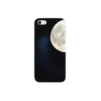 Super moon Smartphone cases