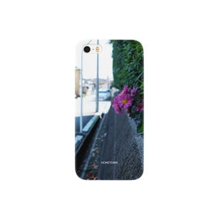 11/08 塀上の花 HOMETOWN Smartphone cases