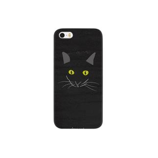 ipom_kuroneko Smartphone cases