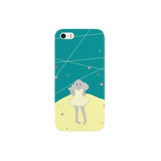 星くずおんなのこ。 Smartphone cases