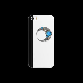 moon*blue スマートフォンケース