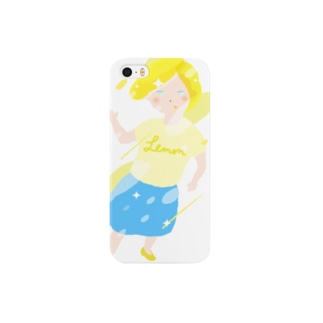 lemon day Smartphone cases