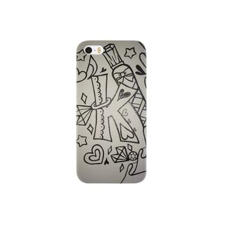 """イニシャル""""K"""" Smartphone cases"""