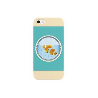 Fish スマートフォンケース