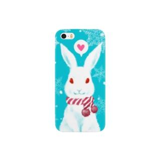 ユキウサギ Smartphone cases