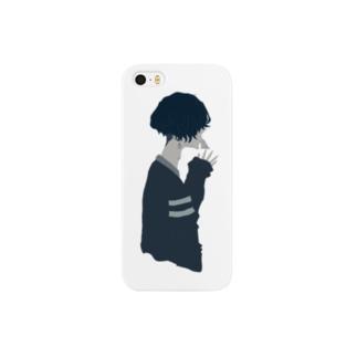 Emo男子 Smartphone cases