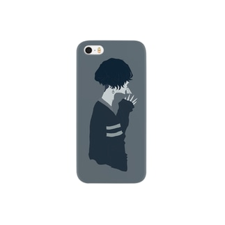 Emo男子色違い Smartphone cases