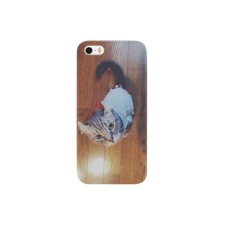 つぺ Smartphone cases
