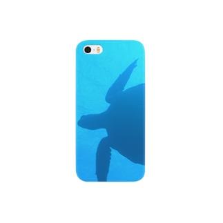 うみ(ウミガメ) Smartphone cases