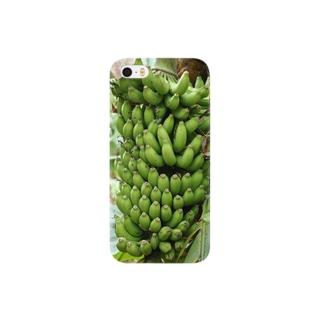 シマバナナ Smartphone cases