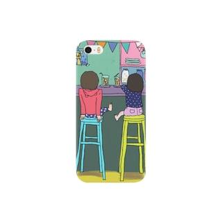 キッズBAR Smartphone cases