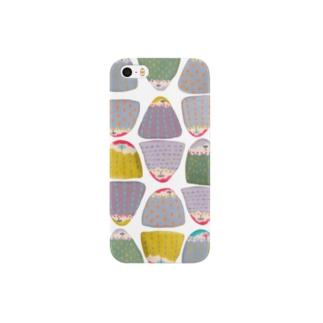 ご婦人の会 Smartphone cases