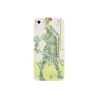 薊の騎士 - The British Library Smartphone cases