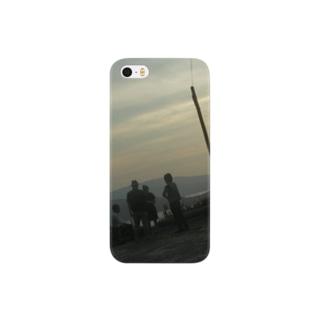 小豆島の思い出 Smartphone cases
