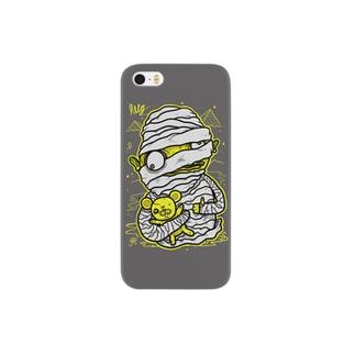 Mummy Grey Smartphone cases
