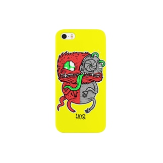 Chameleon Yellow Smartphone cases