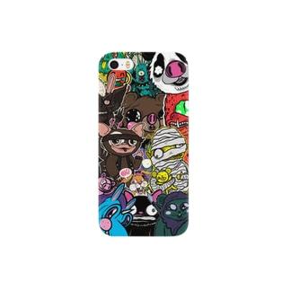 HUGオフォシャルショップのHUG All Stars Smartphone cases