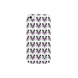 Pandrew Dots White Smartphone cases