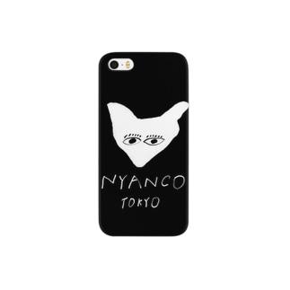 ニャンコトーキョー Smartphone cases