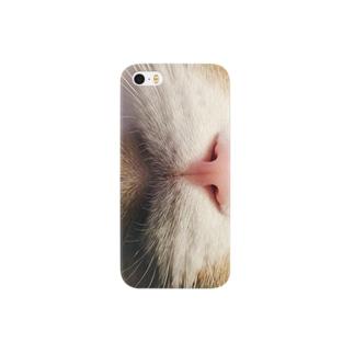 おもちのくちケース Smartphone cases