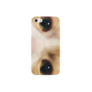 おもちのめケース Smartphone cases