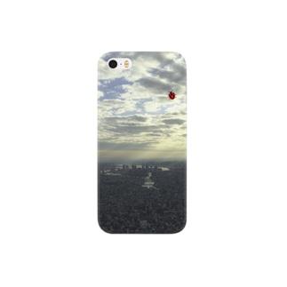 てんとう虫 Smartphone cases