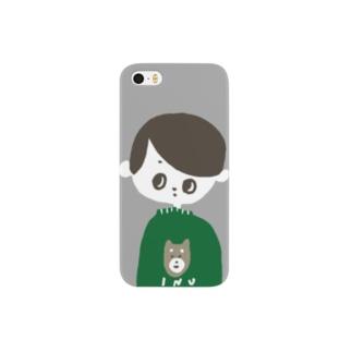 いぬお Smartphone cases
