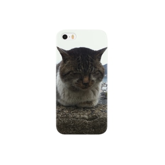 尾道野良猫 Smartphone cases