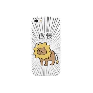 ななつの大罪・傲慢 Smartphone cases