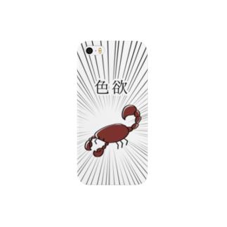 ななつの大罪・色欲 Smartphone cases