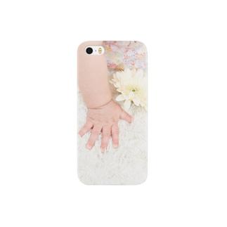 天使の手 Smartphone cases