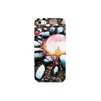 光 - 紅 Smartphone cases