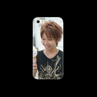 【公式】ハンティングゆうのソフトクリームゆう Smartphone cases