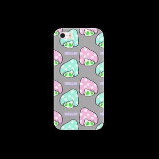 nariのpatarn Smartphone cases