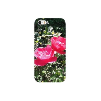 twinkling roses Smartphone cases