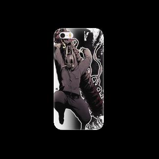 JugoのBlack Rabbit Smartphone cases