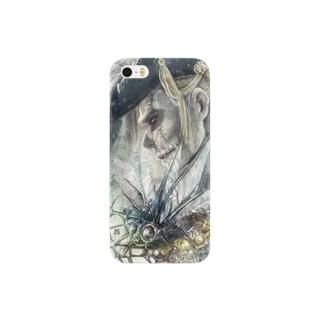 Skull Men Smartphone cases