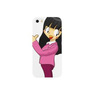 みきのグッズ Smartphone cases