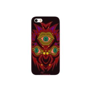 Three eyeballs Smartphone cases