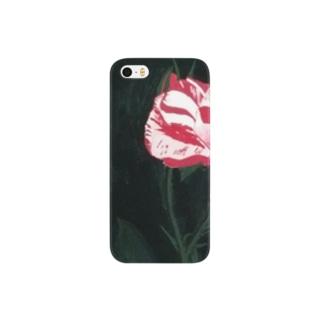 真夏の夢の薔薇 Smartphone cases