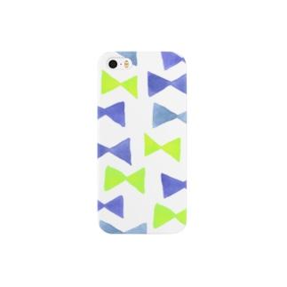 Color Ribbon /01 Smartphone cases