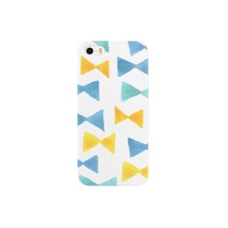 Color Ribbon /02 Smartphone cases