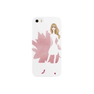 spring girl Smartphone cases