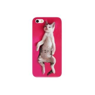 おませさんだなぁ Smartphone cases